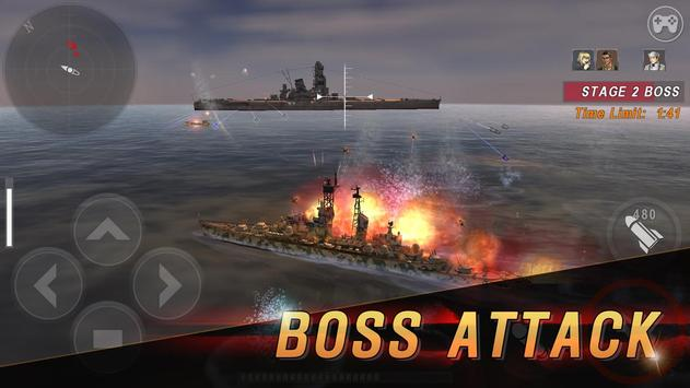 WARSHIP BATTLE:3D World War II ScreenShot3