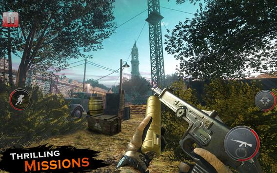 Sniper Cover Operation: FPS Shooting Games 2019 ScreenShot3