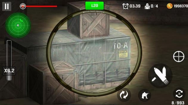 Mountain Shooting Sniper ScreenShot3