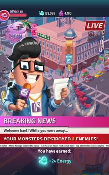 I Am Monster: Idle Destruction ScreenShot3