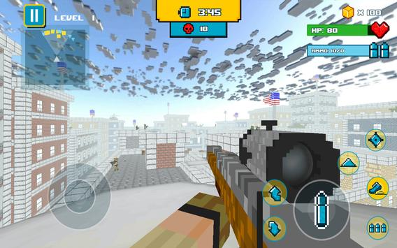 American Block Sniper Survival ScreenShot3