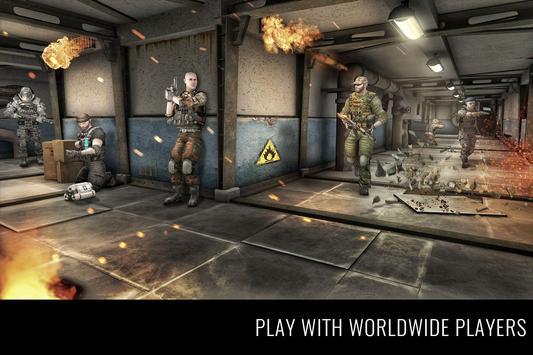 MazeMilitia: LAN, Online Multiplayer Shooting Game ScreenShot3