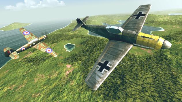 Warplanes: WW2 Dogfight ScreenShot3