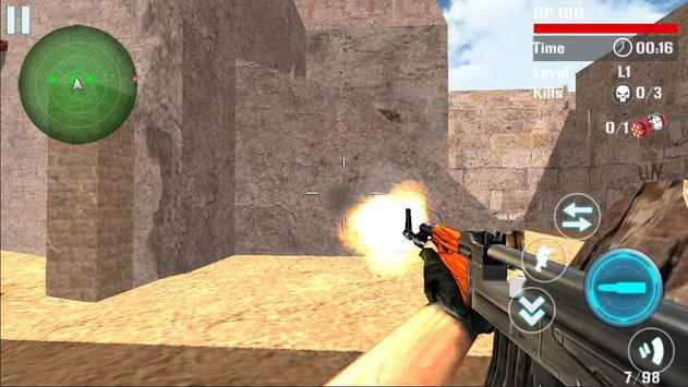 Counter Terrorist Attack Death ScreenShot3