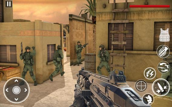 World War in Pacific: FPS Shooting Game Survival ScreenShot3
