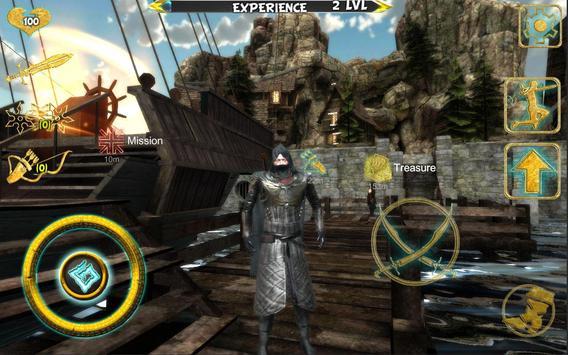 Ninja Samurai Assassin Hero IV Medieval Thief ScreenShot3