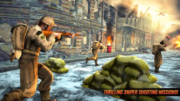 Call for War  Sniper Duty WW2 Battleground ScreenShot3