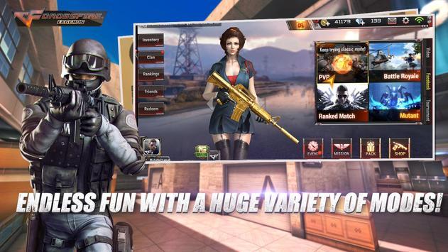 CrossFire: Legends ScreenShot3
