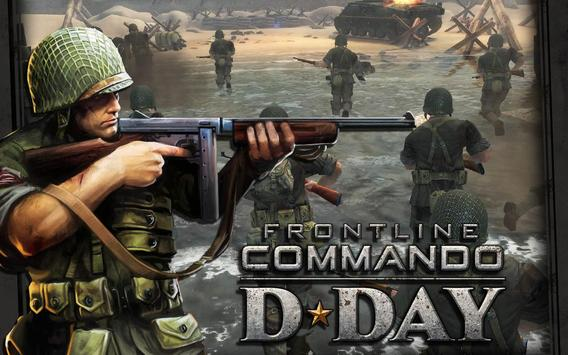 FRONTLINE COMMANDO: DDAY ScreenShot3