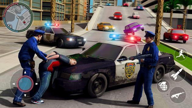 Grand City Street Mafia Gangster ScreenShot3