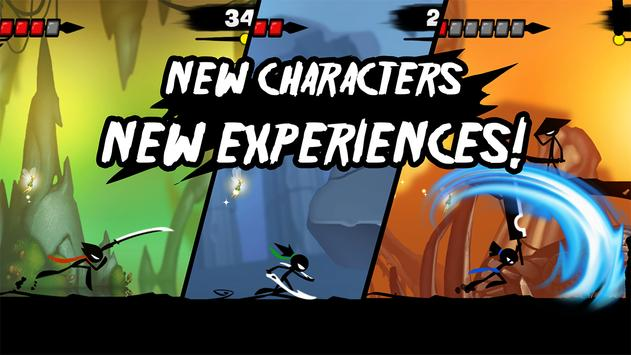 Stickman Revenge 3  Ninja Warrior  Shadow Fight ScreenShot3
