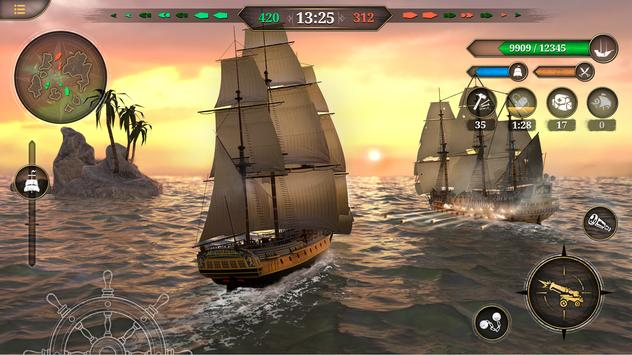 ing of Sails: Naval battles ScreenShot3