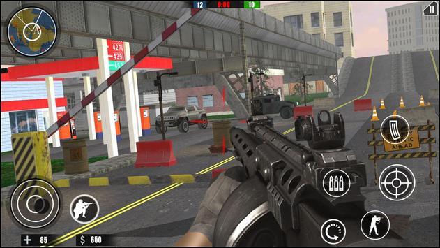 Shoot War Strike : fps Ops ScreenShot3