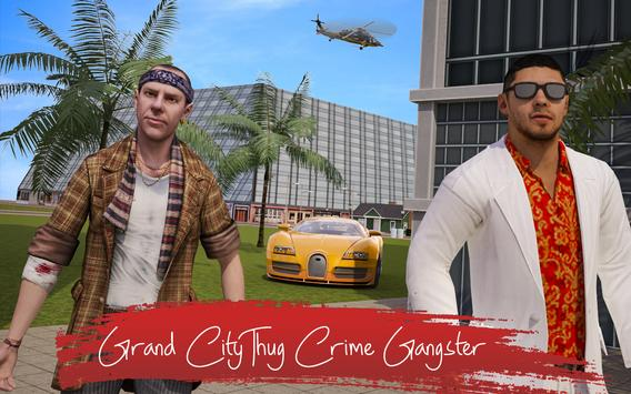 Grand City Thug Crime Gangster ScreenShot3