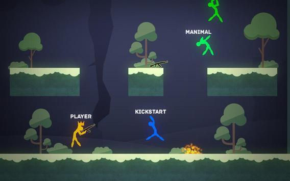 Stick Man Fight Online ScreenShot3