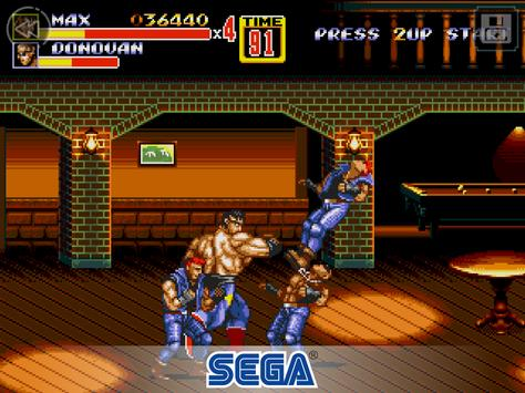 Streets of Rage 2 Classic ScreenShot3