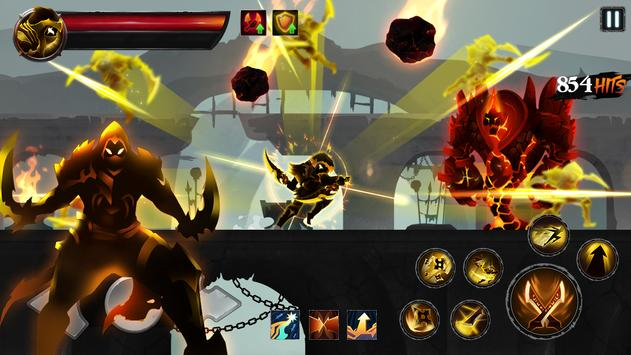 Shadow Legends : Stickman Revenge  Game RPG ScreenShot3