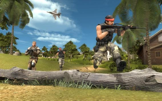 Pacific Jungle Assault Arena ScreenShot3