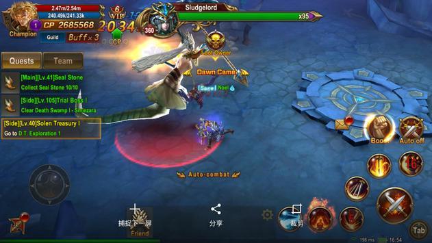 War of RingsAwaken Dragonkin ScreenShot3