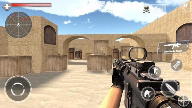 SWAT Sniper Army Mission ScreenShot3
