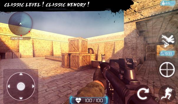 Counter TerroristSWAT Strike ScreenShot3