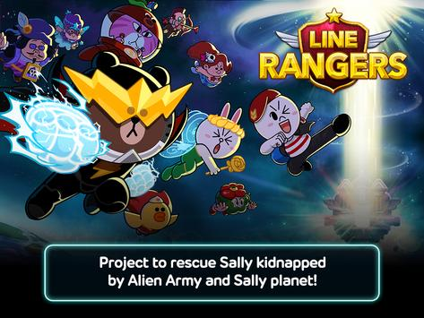 LINE Rangers ScreenShot3
