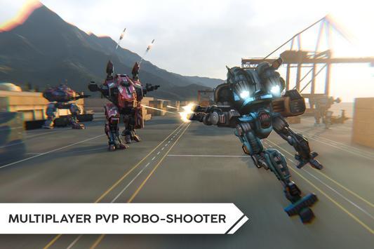 ROBOT WARFARE ONLINE ScreenShot3