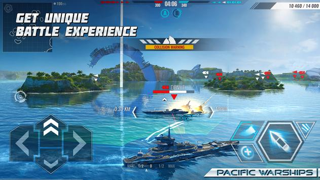 Pacific Warships: Online 3D War Shooter ScreenShot3