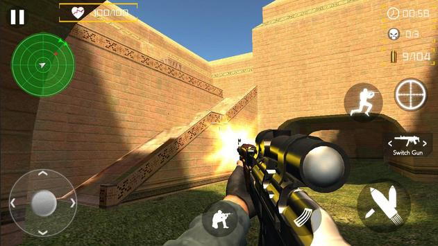 Counter Terrorist Strike Shoot ScreenShot3