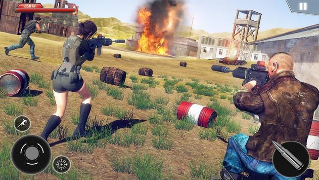 Firing Squad Battleground ScreenShot3