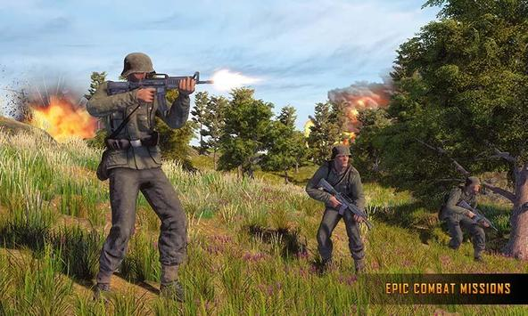 WW2 US Army Commando Survival Battleground ScreenShot3