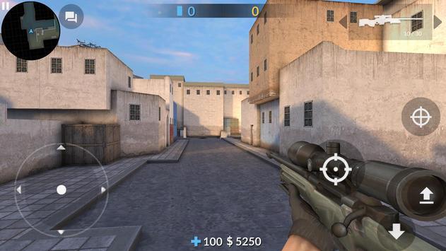 Critical Strike CS: Counter Terrorist Online FPS ScreenShot3