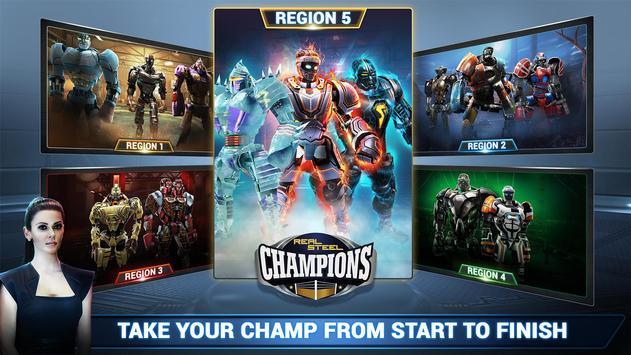 Real Steel Boxing Champions ScreenShot3