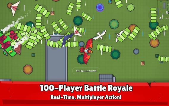 ZombsRoyale.io  2D Battle Royale ScreenShot3