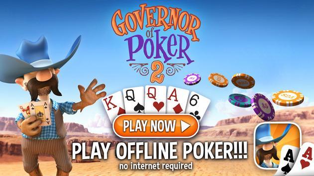 Governor of Poker 2  OFFLINE POER GAME ScreenShot3