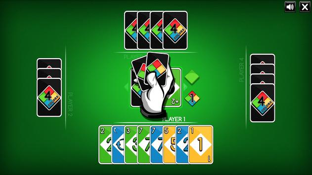 Ono Multiplayer Offline Card  Play with Friends ScreenShot3