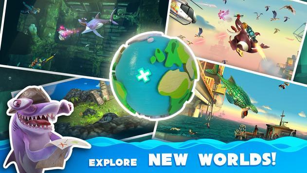 Hungry Shark World ScreenShot3