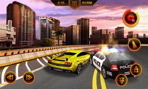 Police Car Chase ScreenShot3