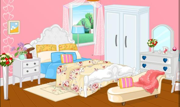 Girly room decoration game ScreenShot3