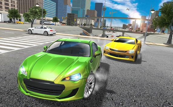 Car Driving Simulator Drift ScreenShot3