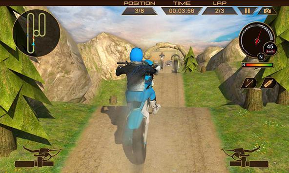 Trial Xtreme Dirt Bike Racing Games: Mad Bike Race ScreenShot3