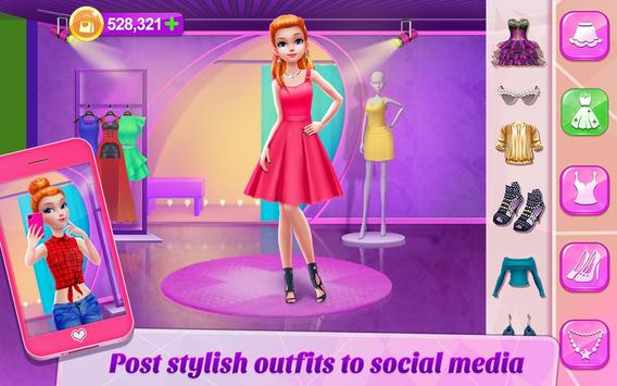 Selfie Queen  Social Star ScreenShot3