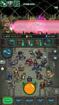World Beast War: Destroy the World in an Idle RPG ScreenShot3