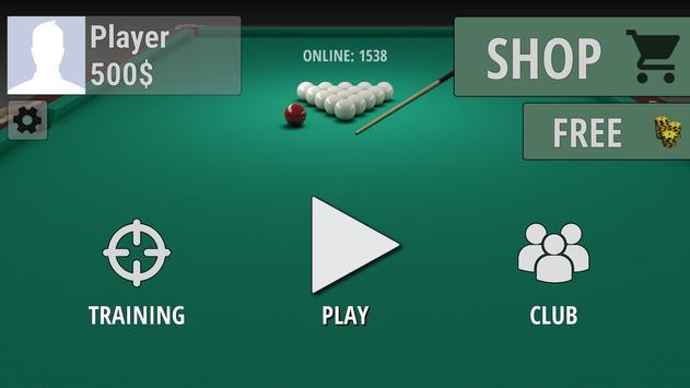 Russian Billiard Pool ScreenShot3