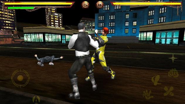 Fighting Tiger  Liberal ScreenShot3