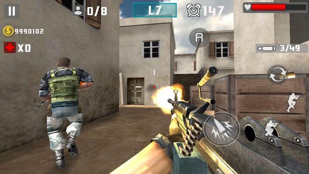 Gun Shot Fire War ScreenShot3