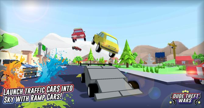 Dude Theft Wars: Open World Sandbox Simulator BETA ScreenShot3