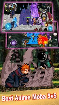 League of Ninja: Moba Battle ScreenShot3