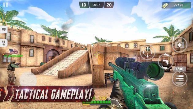 Special Ops: Gun Shooting  Online FPS War Game ScreenShot3