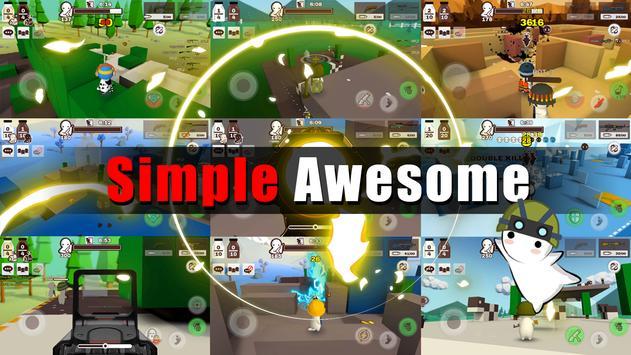 MilkChoco  Online FPS ScreenShot3